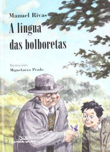 9788482888743: A lingua das bolboretas (Edicións especiais en capa dura)