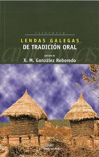 9788482889177: Lendas galegas de tradición oral