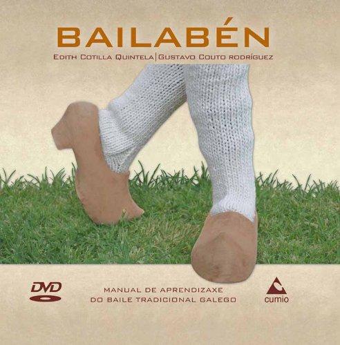 9788482893167: BAILAB�N: Manual de aprendizaxe do baile tradicional galego (Multimedia)