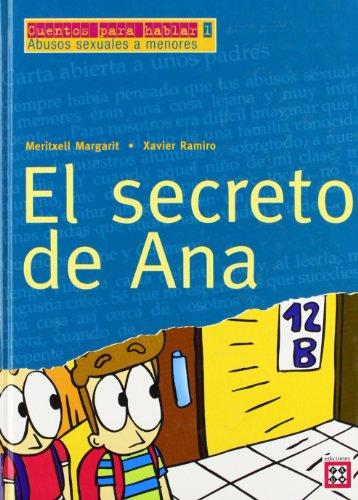 9788482941196: SECRETO DE ANA