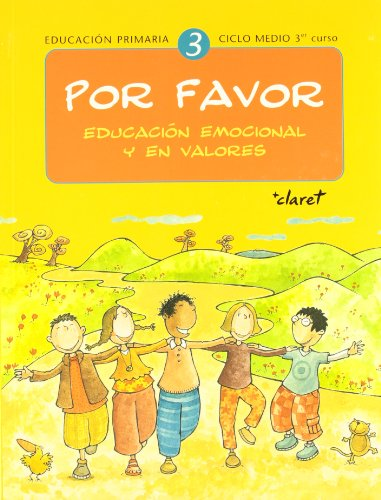 9788482978048: Por Favor. Educación Emocional Y En Valores. E.P. 3