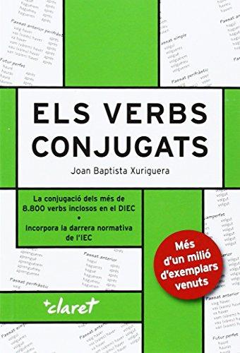 9788482978932: Els verbs conjugats (Pompeu Fabra)