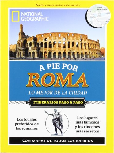 9788482980638: A pie por Roma: Lo mejor de la ciudad (GUIAS A PIE)