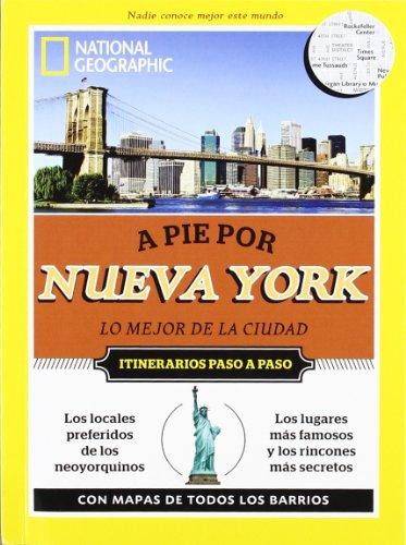 9788482980645: Guia walking nueva york
