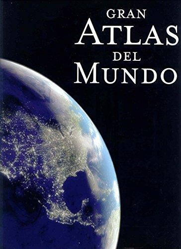 9788482983943: Gran atlas del mundo (GRANDES OBRAS ILUSTR)