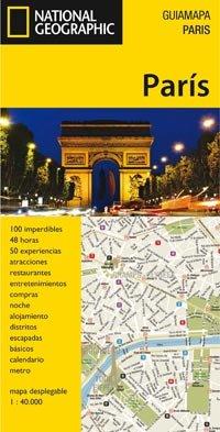 9788482985060: Guia mapa de paris