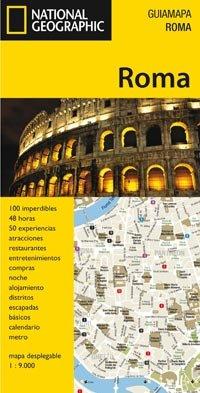9788482985077: Guia mapa de roma