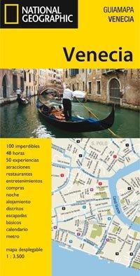 9788482985138: Guia mapa de venecia