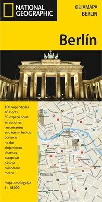 9788482985145: Guia mapa de berlin (GUIAS MAPA)