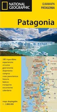 9788482985169: Guia mapa de patagonia