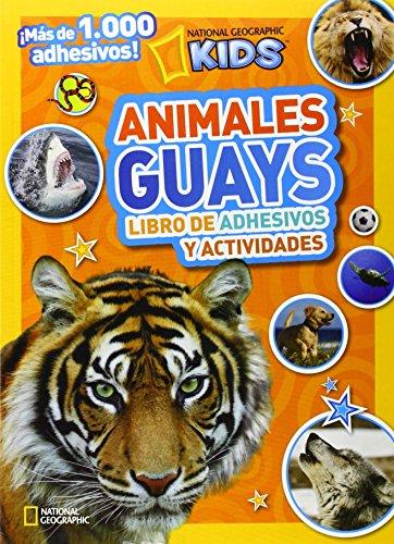 9788482985596: Animales guays (NG KIDS)