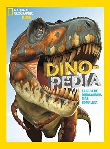 9788482987194: Dinopedia: La guía de dinosaurios más completa (NG KIDS)