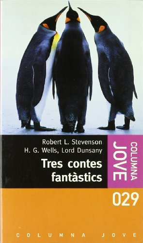9788483001530: Tres Contes Fantastics (COL.LECCIO JOVE)