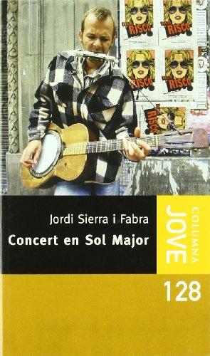 9788483002803: Concert en sol major (COL.LECCIO JOVE)