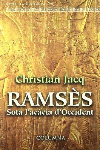 RAMSES, SOTA L'ACACIA D'OCCIDENT: Antoni Dalmau, Christian