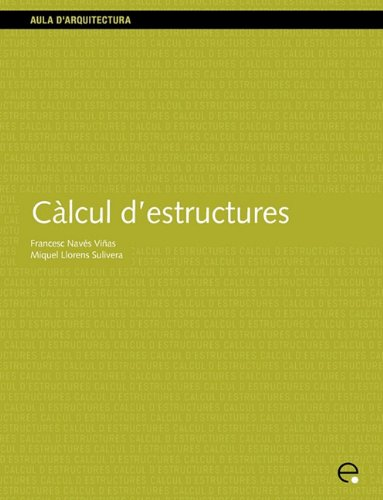 9788483012086: Clcul D'Estructures (Multilingual Edition)