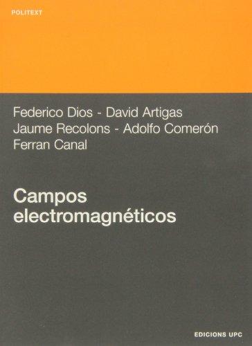 9788483012499: Campos electromagnéticos (Politext)