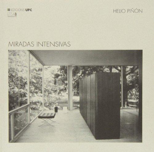 9788483013892: Miradas intensivas (M.A.M - Ideas Materials d'Arquitectura Moderna)