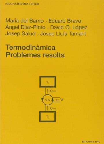 9788483014424: Termodinàmica. Problemes resolts (Aula Politècnica)