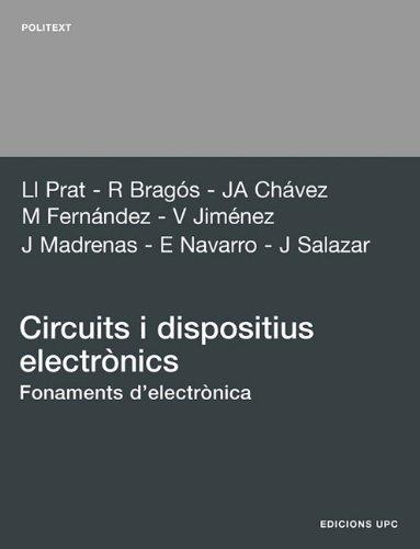 Circuits i dispositius electrònics. Fonaments d'el (Multilingual: Prat Viñas, Lluís;