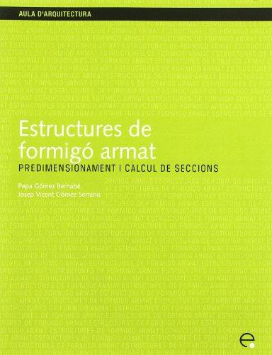 9788483015865: Estructures de Formig Armat. Predimensionament I