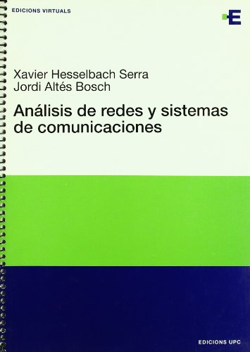 9788483016114: Análisis de redes y sistemas de comunicaciones