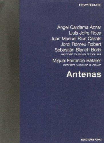 9788483016251: Antenas (Politecnos)
