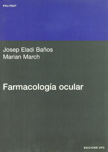 Farmacología ocular (nou): Albert; March Pujol,