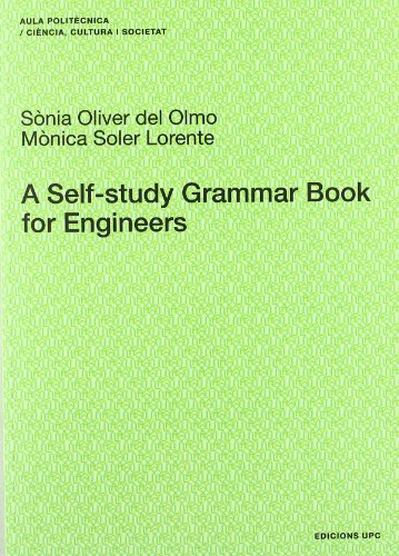 9788483018163: A Self-Study Grammar Book for Engineers