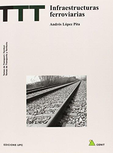 9788483018774: Infraestructuras Ferroviarias