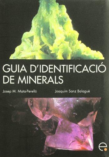 9788483019023: Guia d'identificaci¾ de minerals