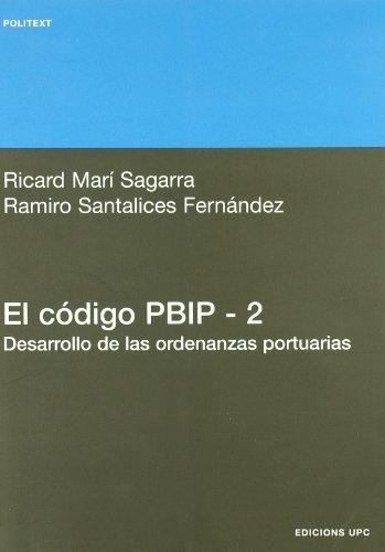 El código PBIP 2 : desarrollo de: Ricard Mari Sagarra,
