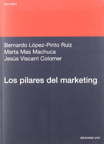 9788483019498: Los pilares del marketing: 180 (Politext)