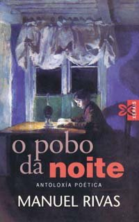 9788483020395: O Pobo Da Noite / the People of the Night: Antoloxia Poética (Poesia) (Galician Edition)