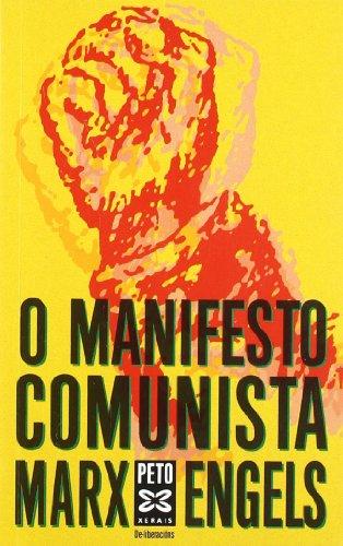 9788483023068: O manifesto comunista (Edición Literaria - Xerais Peto - De Liberacións)