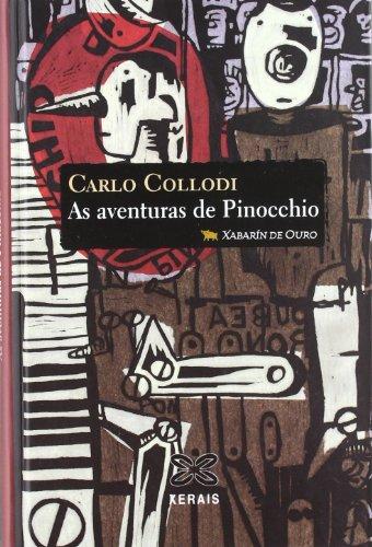 As aventuras de Pinocchio: Collodi, Carlo; Santamarina,