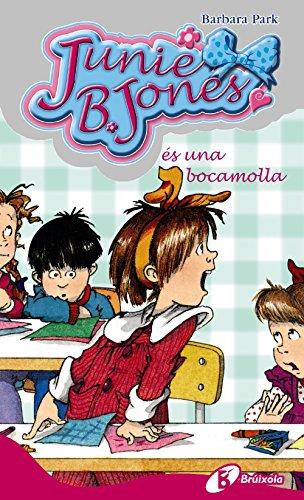 9788483047613: Junie B. Jones és una bocamolla (Catalá - A Partir De 6 Anys - Personatges I Sèries - Junie B. Jones)