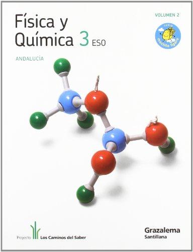 9788483052648: OBRA COMPLETA FISICA Y QUIMICA 3 ESO ANDALUCIA