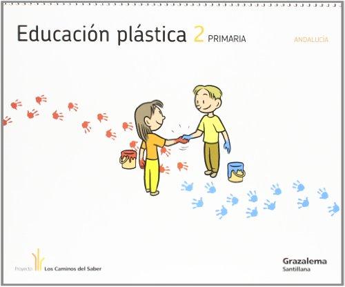 9788483053201: Educación Plástica 2 Primaria Andalucía Santillana Grazalema