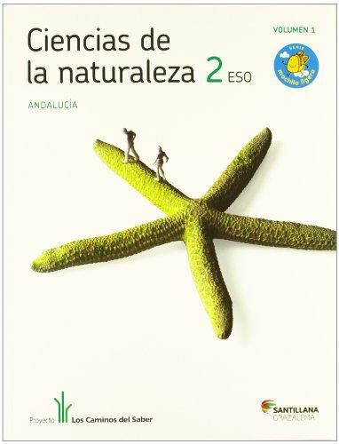 9788483053713: CIENCIAS DE LA NATURALEZA 2 ESO M LIGERA LOS CAMINOS DEL SABER - 9788483053713