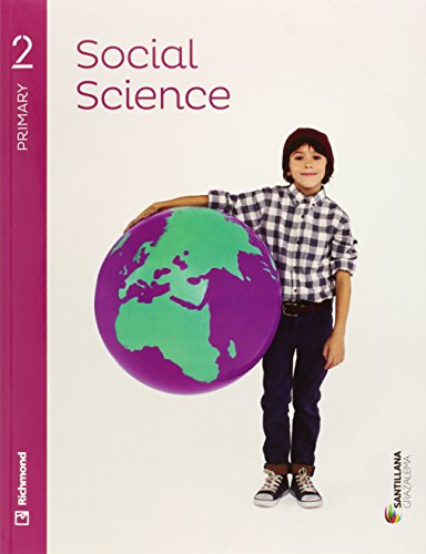 9788483056813: SOCIAL SCIENCE 2 PRIMARY STUDENT'S BOOK + AUDIO - 9788483056813