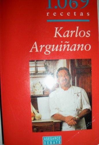 1.069 Recetas: Karlos Arguinano