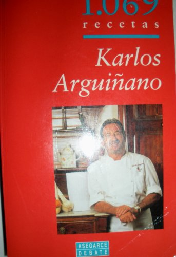 9788483060377: 1.069 Recetas (Spanish Edition)