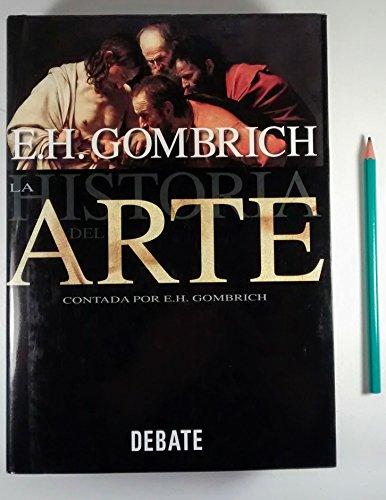 9788483060445: Historia del arte (gombrich)