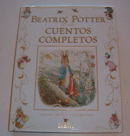 9788483060650: Cuentos Completos - Beatrix Potter (Spanish Edition)
