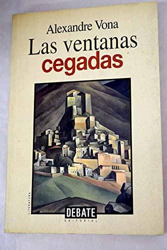 9788483061299: Ventanas Cegadas, Las (Spanish Edition)