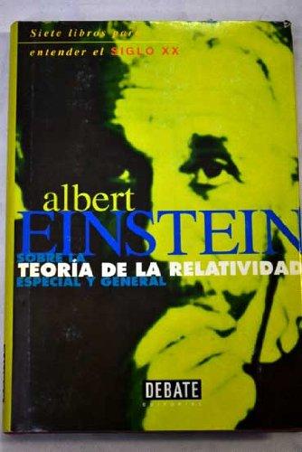 9788483061336: Sobre la teoría de la relatividad especial y general