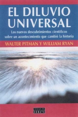 9788483061633: El diluvio universal