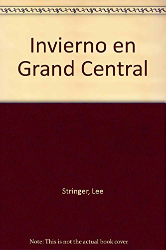 9788483062364: Invierno en Grand Central