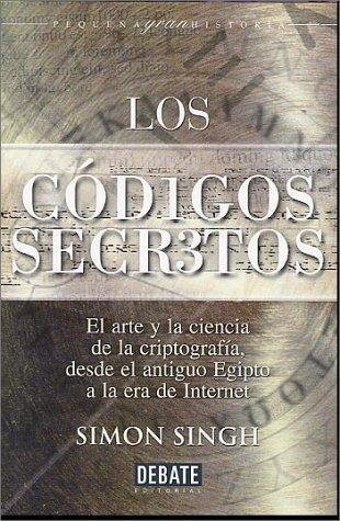 Los códigos secretos (9788483062784) by Simon Singh